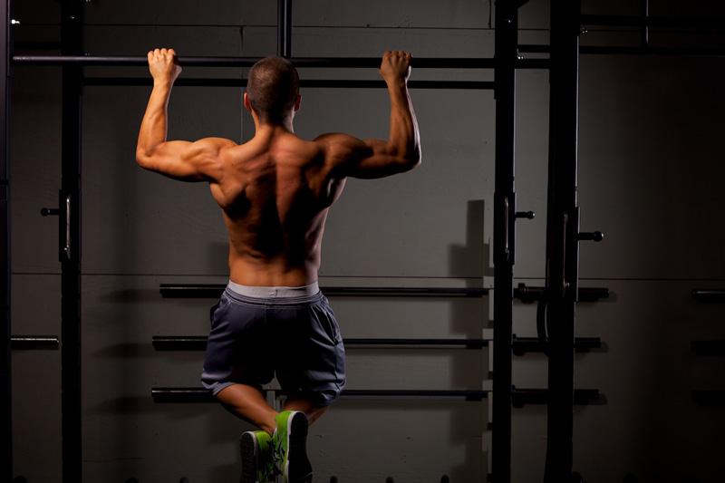 OnePlus CrossFit - Pull Ups